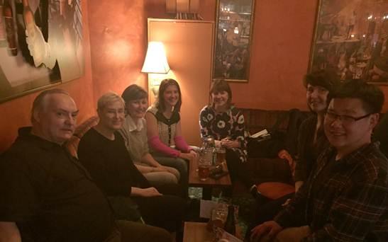 NEaT meeting at Kaisla